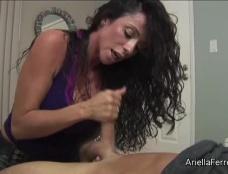 Ariella Ferrera in 2 Cocks For Me Clip#2