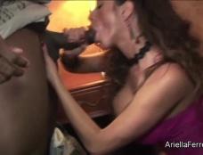 Ariella Ferrera Back with the Prince Clip#1
